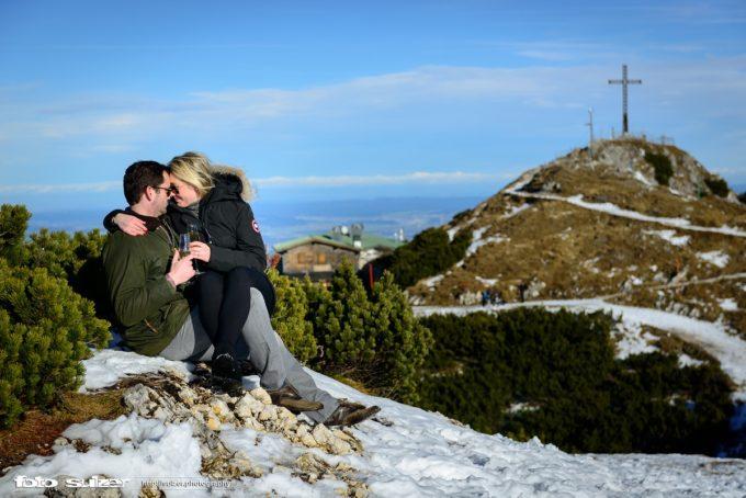 Hochzeitsfotograf Salzburg - Verlobungsfoto & Paarfoto - Roland Sulzer