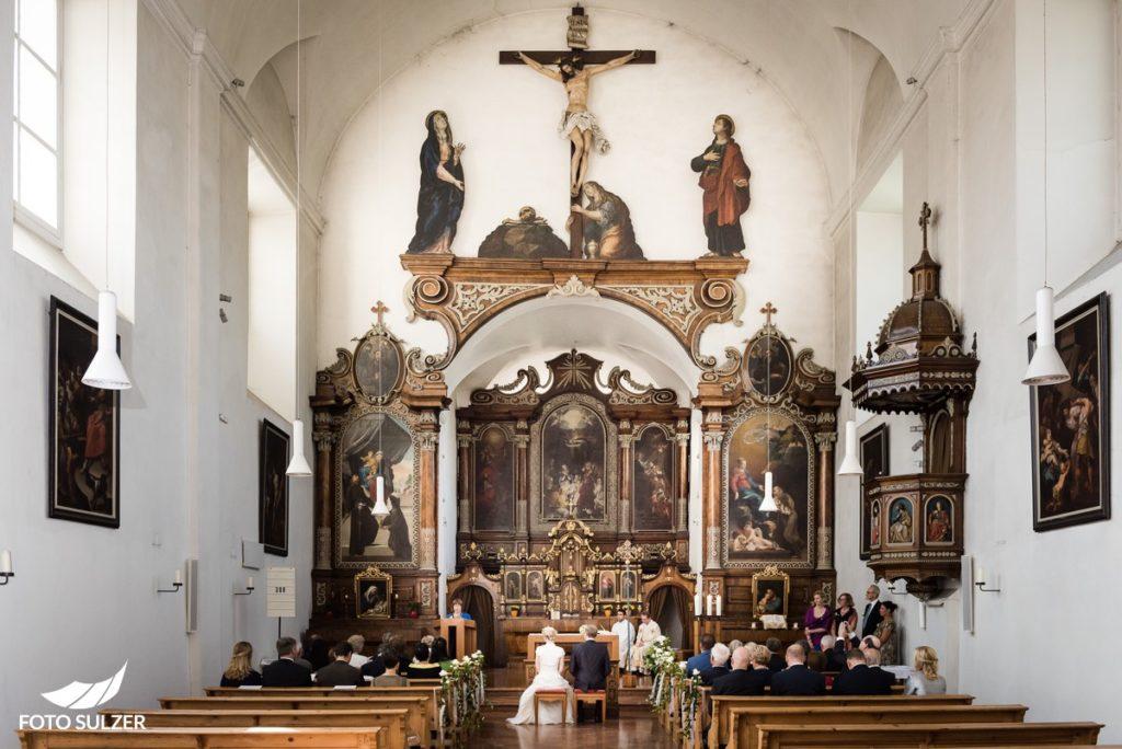 Hochzeit Stiftskeller St. Peter - Kapuzinerkirche - Salzburg